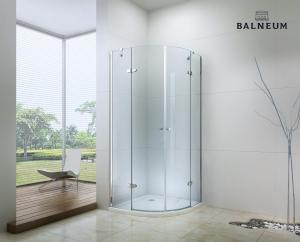 Balneum Royal íves nyílóajtós zuhanykabin