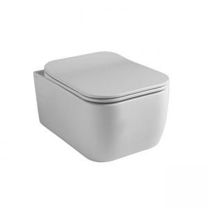 GSGI Brio perem nélküli, szögletes fali WC