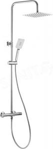 Deante ALPINIA  termosztátos zuhanyoszlop