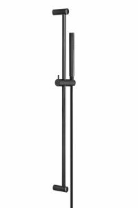 Deante Karbo 90 cm-es zuhanyszett, matt fekete NCC B51K