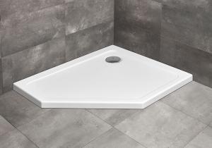 Doros PT E szögletes zuhanytálca