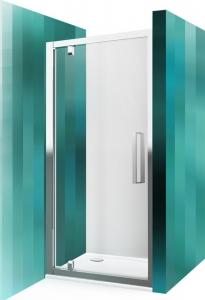 Roltechnik ECDO1N nyíló zuhanyajtó két fal közé
