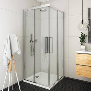 Roltechnik EXCLUSIVE LINE, ECS2L+ECS2P aszimmetrikus zuhanykabin