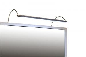 FROMT LED-es tükör mögé tehető világítás, 18,5x15,8 mm, alu, 5500K hossz:47 cm 510 )