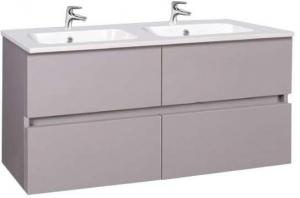 Wellis ELOIS Grey 120 bútor, mosdó nélkül HOMEINFO