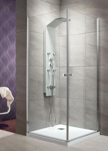 Radaway Eos KDD szögletes, 2 nyílóajtós zuhanykabin