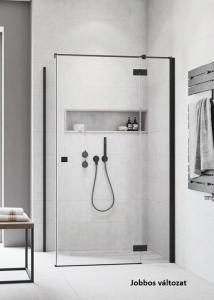 Radaway Essenza New Black KDJ zuhanykabin