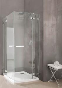 Radaway Euphoria KDD aszimmetrikus két nyílóajtós zuhanykabin