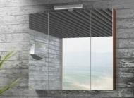Tboss Elka 90 felső fürdőszobabútor