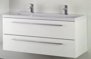 Sanotechnik FIORA 120 alsóbútor fehér