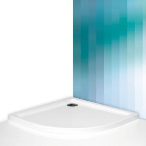 Roltechnik Flat Round zuhanytálca
