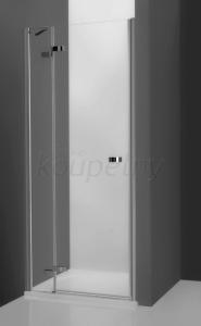 Roltechnik GDNL1 nyíló zuhanyajtó két fal közé