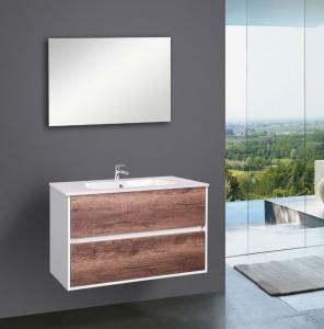 Wellis GINGER 80 bútor szett / szekrény+mosdó+tükör /