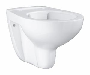 Grohe Bau Ceramic függesztett wc hátsó kifolyásu, mélyöblitéses, perem nélküli