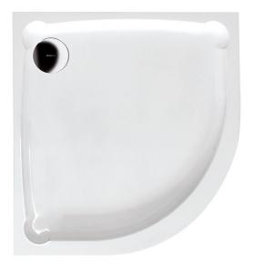 Hera íves öntött márvány zuhanytálca