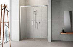 Radaway Idea DWD tolóajtós zuhanyajtó