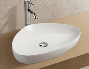Wellis IRIS porcelán mosdó 59x41x10 cm