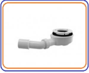 Kolpa-San Szifon FI90 fedő nélkül H=65 mm 563180