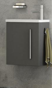 Tboss Lux 40 alsó szekrény mosdóval