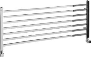 Sapho METRO fürdőszobai radiátor 1000x450 mm, króm