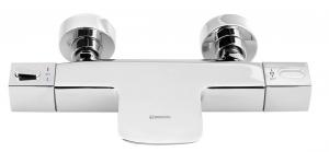 MIXONA fali termosztatikus csaptelep zuhanyszett nélkül, króm (MG410)