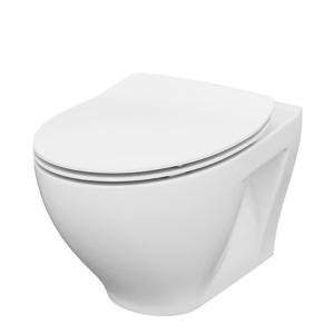 Cersanit MODUO CleanOn wc + Delfi wc ülőke