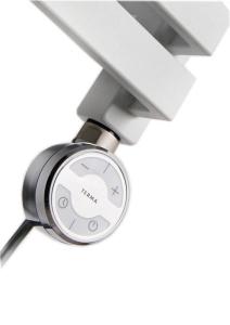 MOA elektromos termosztatikus fűtőpatron 600w, króm (MOA-C-600)