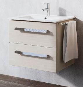 Tboss Modena alsó szekrény mosdóval 60 cm méretben, válaszható színben