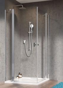 Radaway-Nes KDD II szögletes zuhanykabin, több méretben
