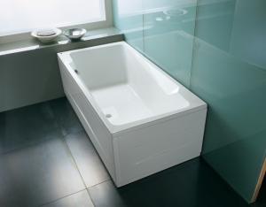 Norma egyenes fürdőkád