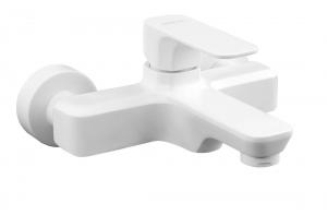 SPY kád csaptelep, zuhanyszett nélkül, matt fehér (PY10/14)