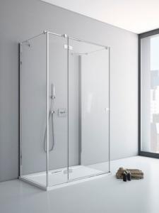 Radaway Fuenta New KDJ+S falsíkra szerelhető nyílóajtós zuhanykabin
