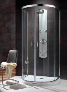 Radaway Premium Plus P falsíkra szerelhető zuhanykabin