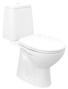Aqualine RIGA  monoblokkos wc, alsó kifolyású