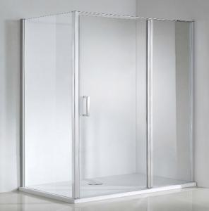 Wellis Triton egy nyílóajtós szögletes zuhanykabin