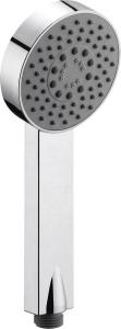 Kézizuhany 1 funkciós, AIRmix, kerek 86mm átmérő ABS/króm (SK116)