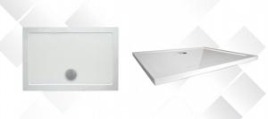 MyLine Spa aszimmetrikus lpaos zuhanytálca