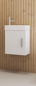 Tboss Sparta 40 alsó szekrény mosdóval