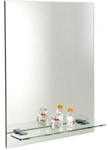 Aqualine Fürdőszoba Tükör 50x70 furattal (22429)