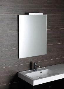 AQUALINE Tükör akasztó nélkül, 40x60 cm (22491)