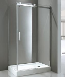 Aquatek Tekno tolóajtós zuhanykabin több méretben