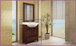 Toscana 65 alsó + mosdótál