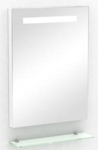 Sanotechnik tükör világítással 60 x 80 cm, (ZI818)