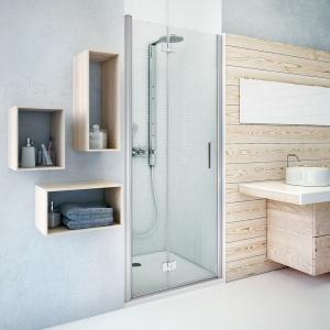 Roltechnik TZNP1 zuhanyajtó két fal közé