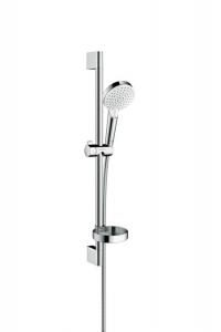 Hansgrohe CROMETTA Vario zuhanyszett 65 cm-es zuhanyrúddal és szappantartóval