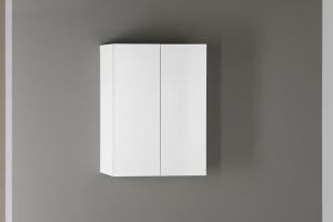 AQUALINE VEGA tükrösszekrény, 60x70x18, fehér (VG060)