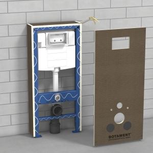 Botament univerzális előtétfal wc tartályok beépítéséhez