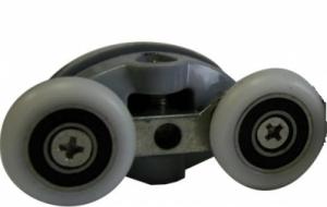 Zuhanykabin felső görgő XD-31 24mm