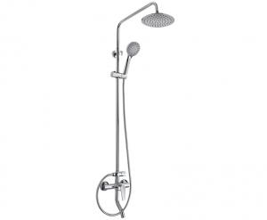 Mofém ZENIT zuhanyrendszer alsó kifolyócsővel