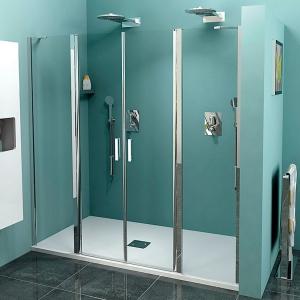 Polysan Zoom Line 2 ajtós zuhanyajtó